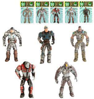 Фигурки Космический дессант, инопланетные монстры, в ассорт.