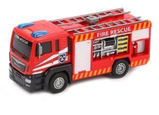 Пожарная машина, 2в., 17см