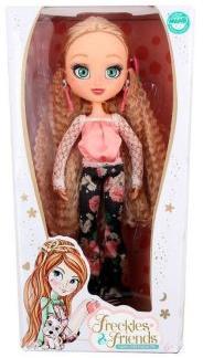 Кукла Подружка-веснушка Квин 27см
