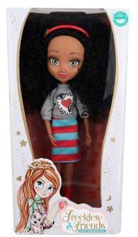 Кукла Подружка-веснушка Лула 27см