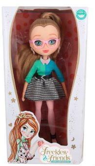 Кукла Подружка-веснушка Дерби 27см