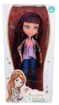 Кукла Подружка-веснушка Ариана 27см