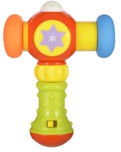 """Развивающая игрушка """"Сияющий молоточек"""" с музыкой и светом"""