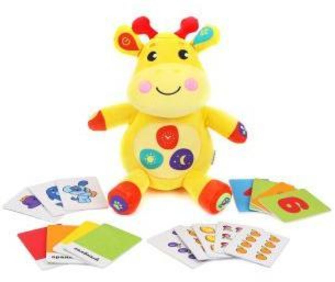 """Обучающая игрушка """"Умный Жирафик"""""""