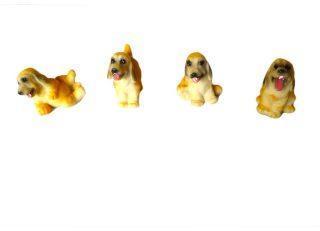 Сувенир Собака 3,5 см, в ассорт.