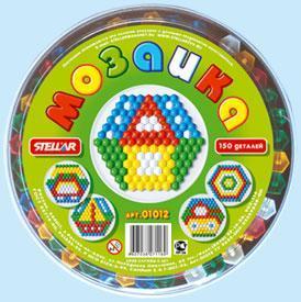 Мозаика 13мм - купить со скидкой в интернет-магазине Наша игрушка