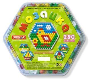 Мозаика 13мм/250шт - купить со скидкой в интернет-магазине Наша игрушка