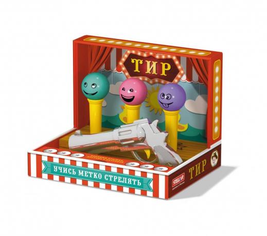Тир - купить со скидкой в интернет-магазине Наша игрушка
