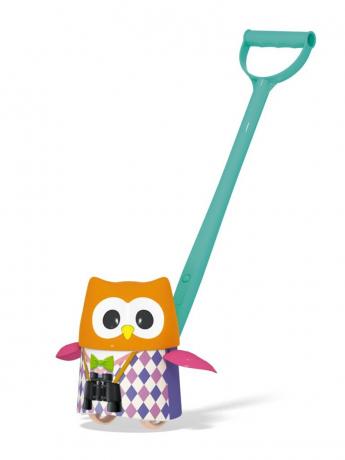 Каталка Сова - купить со скидкой в интернет-магазине Наша игрушка