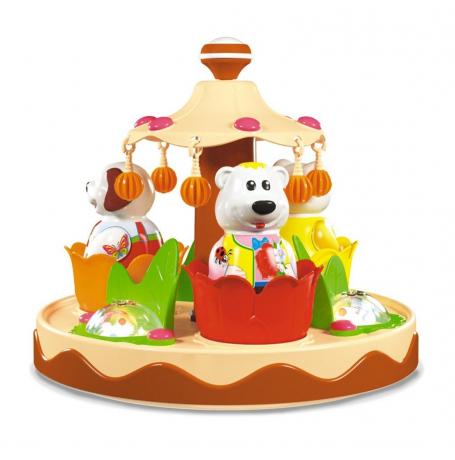Юла-карусель Тортик - купить со скидкой в интернет-магазине Наша игрушка