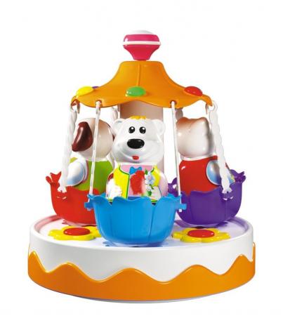 Юла-карусель Мармелад - купить со скидкой в интернет-магазине Наша игрушка