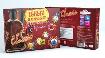 Набор Юный Парфюмер Парфюмерная симфония Классика - купить со скидкой в интернет-магазине Наша игрушка
