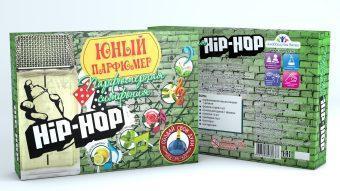 Набор Юный Парфюмер Парфюмерная симфония Хип-хоп - купить со скидкой в интернет-магазине Наша игрушка
