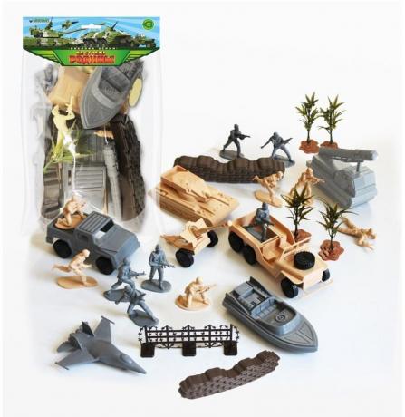 Игровой набор Береговая оборона - купить со скидкой в интернет-магазине Наша игрушка