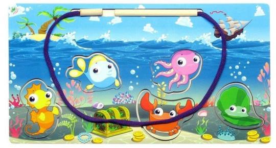 """Рамка-вкладка """"Рыбалка"""" 2 - купить со скидкой в интернет-магазине Наша игрушка"""
